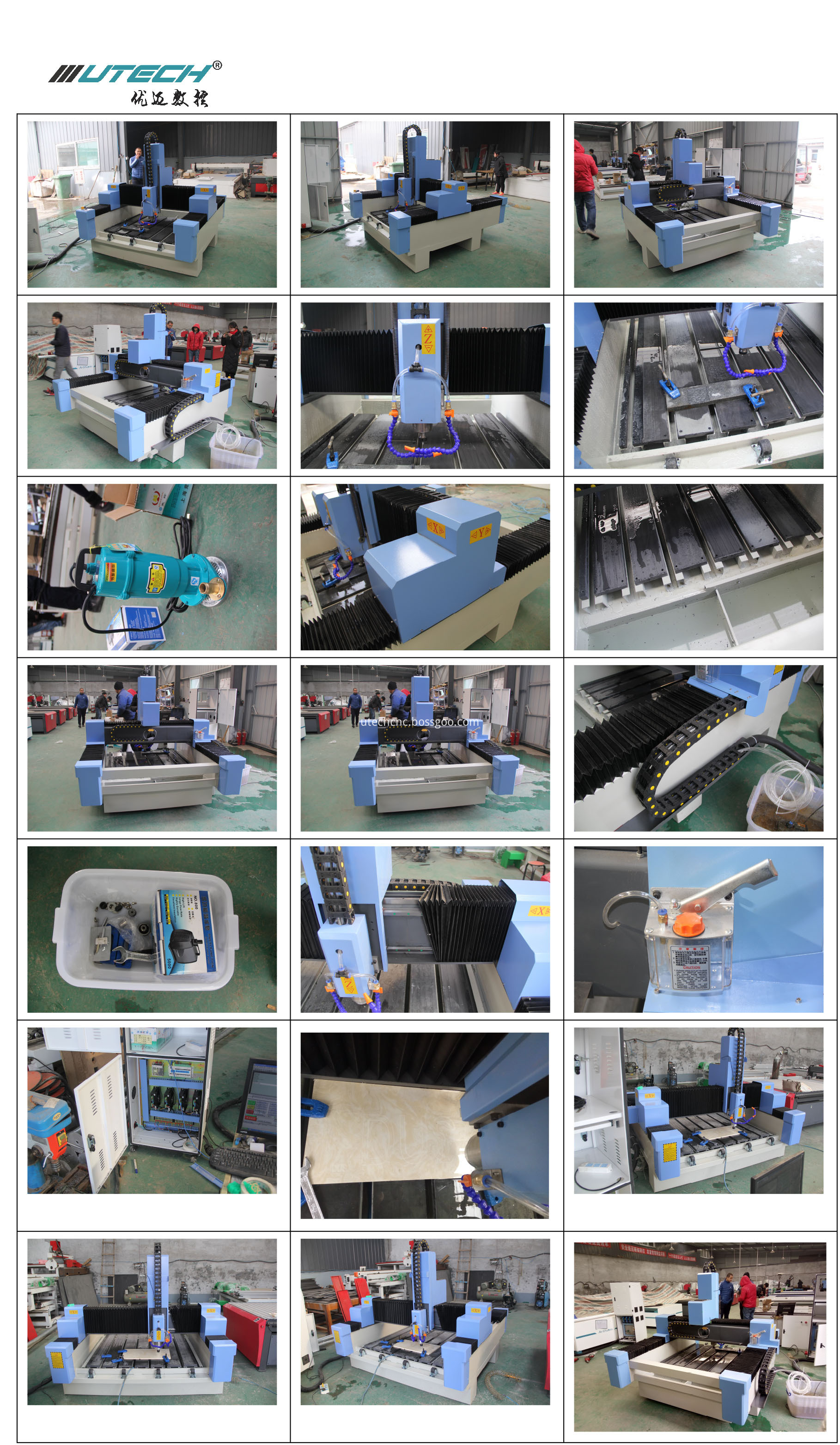 cnc router for granite and marble