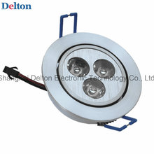3W Гибкая светодиодная потолочная лампа (DT-TH-3F)