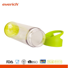 Kid Tritan Bottle With Straw Lid And Easy Carry