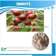 Fructus Jujubae PE de haute qualité naturel