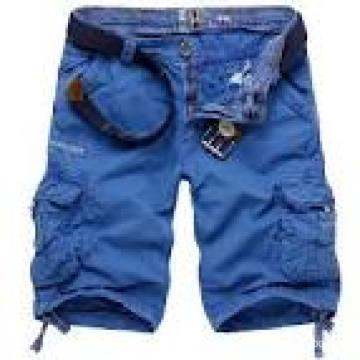 Men′s Cargo Fashion Cotton Washed Pocket Casual Shorts