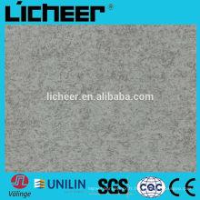 PVC imperméable à l'eau en PVC VINYL TILE vinyle flor