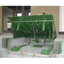 Niveladores de cais hidráulicos estáticos