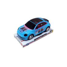 Carro de fricção de brinquedo de veículo de plástico de interesse de crianças (10212222)