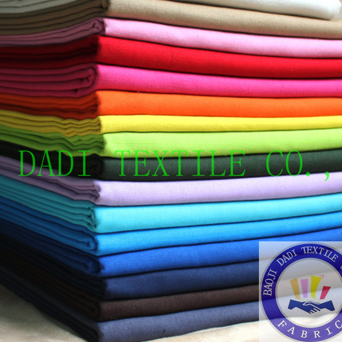 TC dyeing cloth