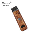 Mod 510 thread Stabilized Wood Stainless Steel Material Box Mod 75W Stabilized Wood TC Vape support