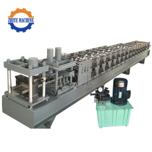 C Sección Steel Purlins Roll Forming Machines