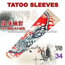 2016 nouveau manchon de tatouage design dragon unique