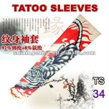 2016 new unique dragon design tattoo sleeve