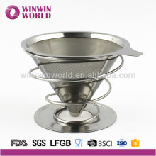 S/S Envirormental And Economical Coffee Filter