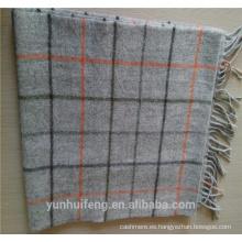 Bufanda de lana de grado superior