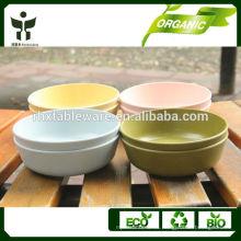 Tazón de fuente natural de la fibra de bambú natural al por mayor