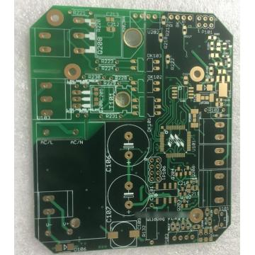 4 layer 1.6mm 1OZ 3mil trace PCB