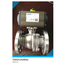 ISO 5211 Stainless Steel Investment Casting Ball Valve