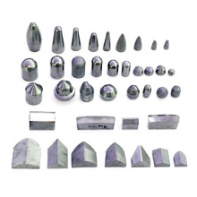 Differents Types of Tungsten Carbide Mining Tips in Blank