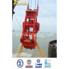 Mechanical Two Wire Rope Grab for Dredging
