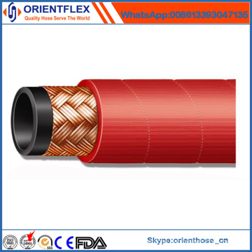 Weathering and Ozone Resistant 165 Steam Hose