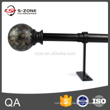 curtain rod pipe or curtain pole for best quality in China.