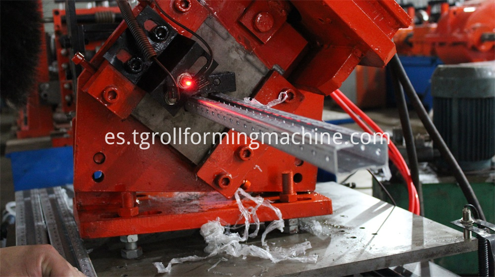 Electrical Cabinet Frame Forming Machine
