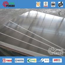 Высокопрочный лист 5052 алюминий для строительства лодки