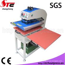 O CE aprovou o equipamento hidráulico da imprensa do calor do óleo 40X50cm para a roupa