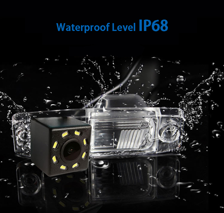 Waterproof level IP68