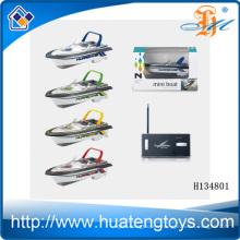 2.4G 4CH High Speed Remote Control Fishing Boat RC Mini Remote Control Boat H134801