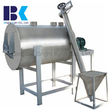 Food Production Process of Mixing Machines