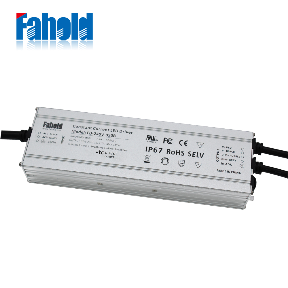277-480V input LED Driver