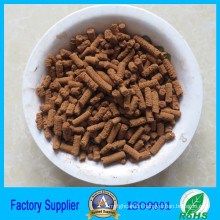 new type pellets Iron oxide sorbent for biogas plant