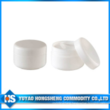 Hy-Pj-002A China Supplier Cosmetic White Plastic Jar