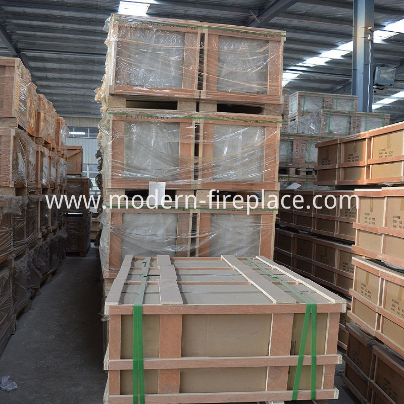 Fireplace Wood Burning Fronts Packaging