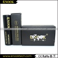 Enook 3600mAh 18650 rechargeable lithium polymer batteries