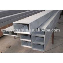 S235JR / S355JR tube rectangulaire / section creuse