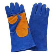 Gants de souplesse de travail à double cuir Palm Safety