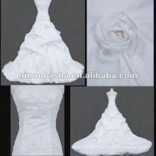 Реальный Образец Свадебное Платье