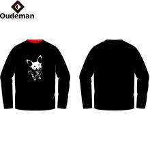 Individueller Kapuzenpullover aus 80% Polyester und 20% Baumwolle in Top-Qualität Mens Hoodies