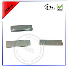 high performance magnet tin button name badges for sale