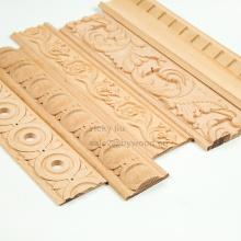 moldura decorativa de madera moldura decorativa de madera moldura de techo moldura de madera china