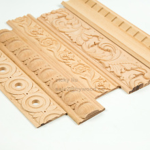 wood decorative cabinet moulding wood decorative ceiling moulding chinese wood moulding
