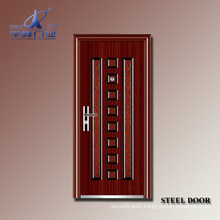 Steel Door with Glass