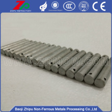 Molybdenum machined parts of melting furnace