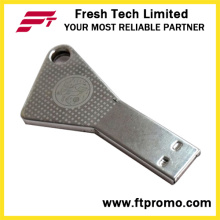OEM Company Regalos Metal Key USB Flash Drive (D351)