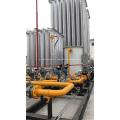 Vaporizador de ar ambiente LNG