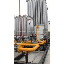 Vaporizador de aire ambiente GNL