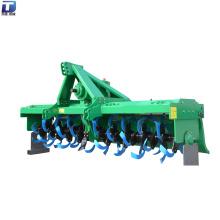 Farm diesel inter row pto rotary tiller cultivator