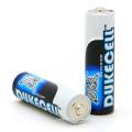 AA Lr6 1.5V bateria alcalina para doca de carregamento USB