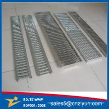 Kohlenstoffstahl Zink Plate Plain Grating Plattform China Lieferanten Hersteller