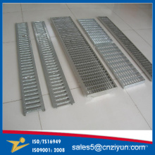 Carbon Steel Zinc Plate Plain Grating Platform China Suppliers Manufacturers