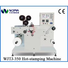 Rotatorio caliente - troqueladora automática (WJTJ-350)